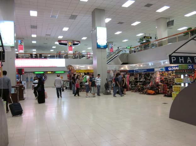 Colombo International airport