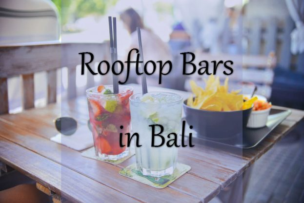 Rooftop bars in bali indonesia
