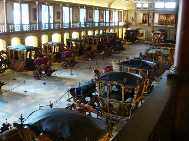 The National Coach Museum, Lisbon, Portugal