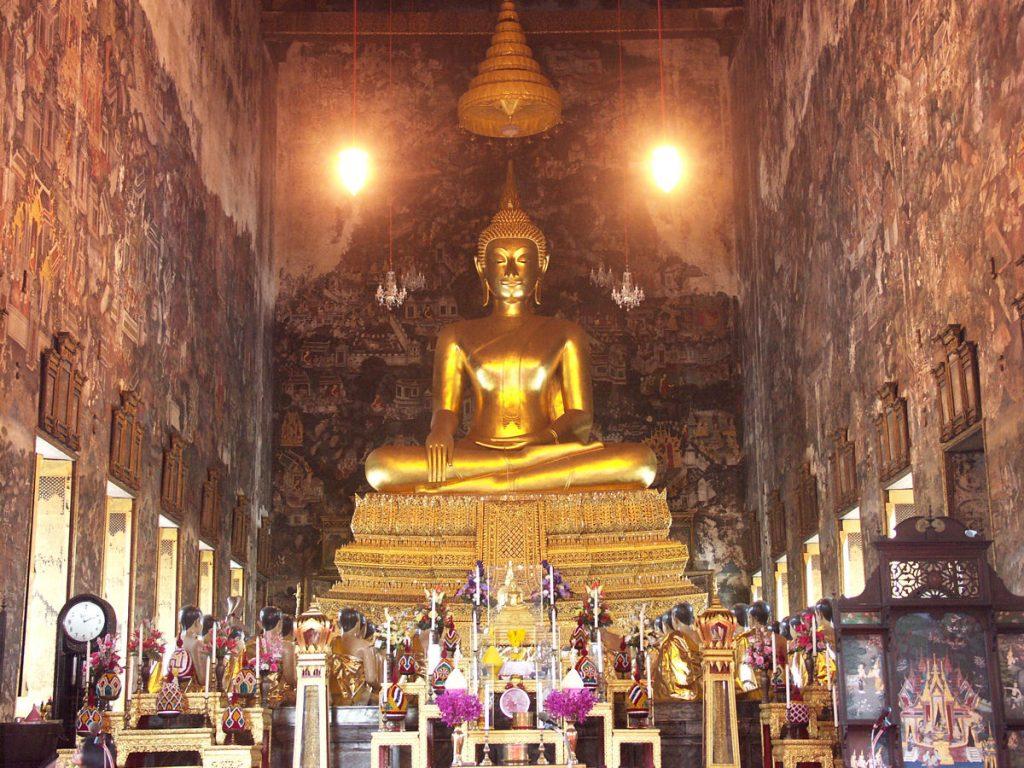 Bronze Buddha Image