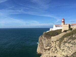Cape St Vincent ...Portugal