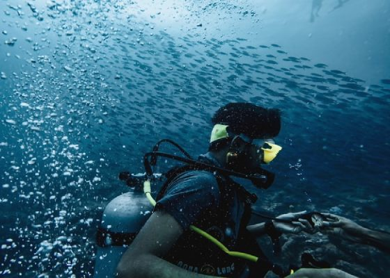 Expertise on Underwater Exploration