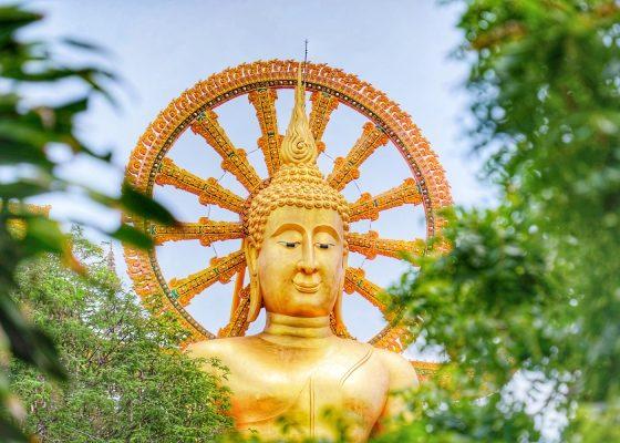 Wat Phra Yai, Thailand
