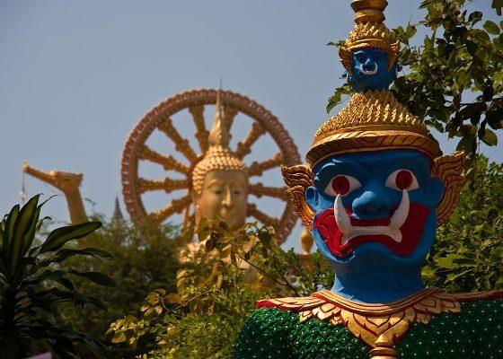 Koh Samui, Big Buddha