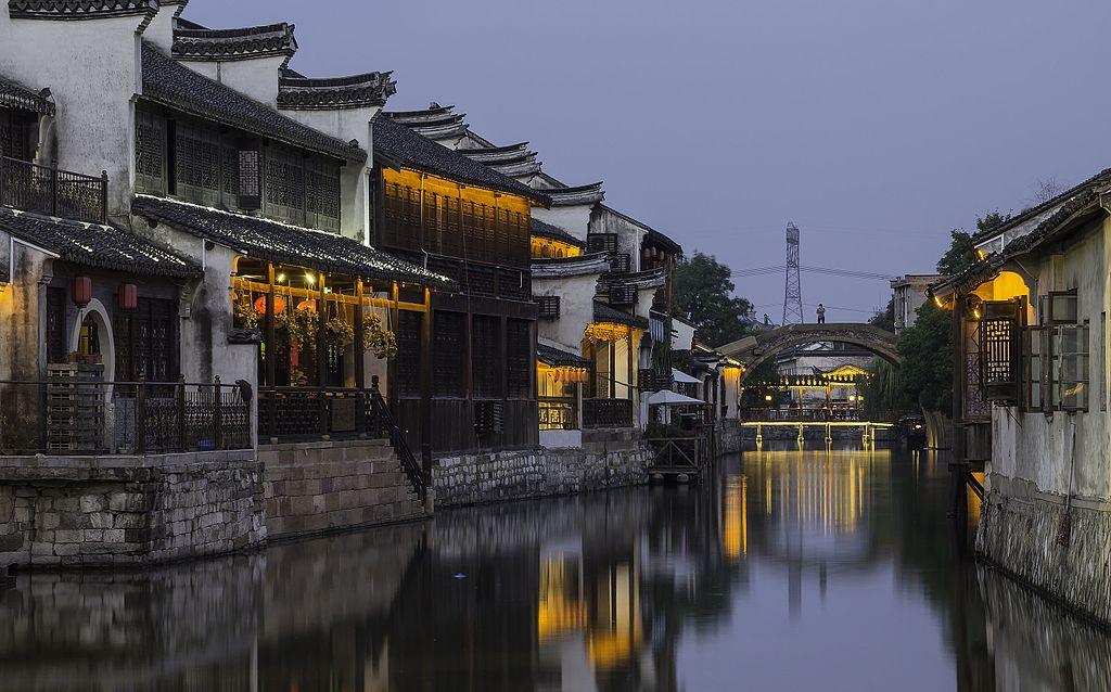 Nanxun Ancient Water Town