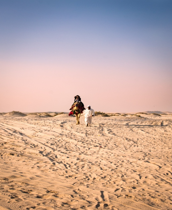 Al Zubara in The North of Qatar