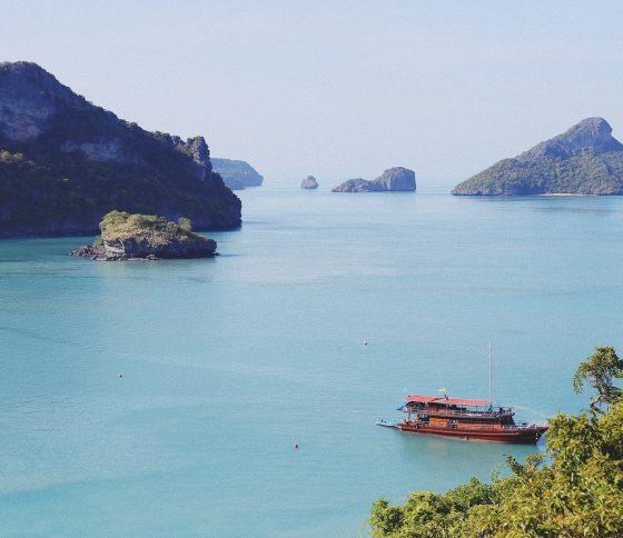 Ang Thong Marine National Park Koh Samui,