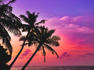 Vacation in Maldives