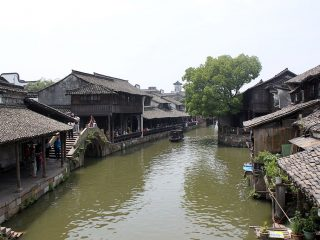 Water village of Wuzhen
