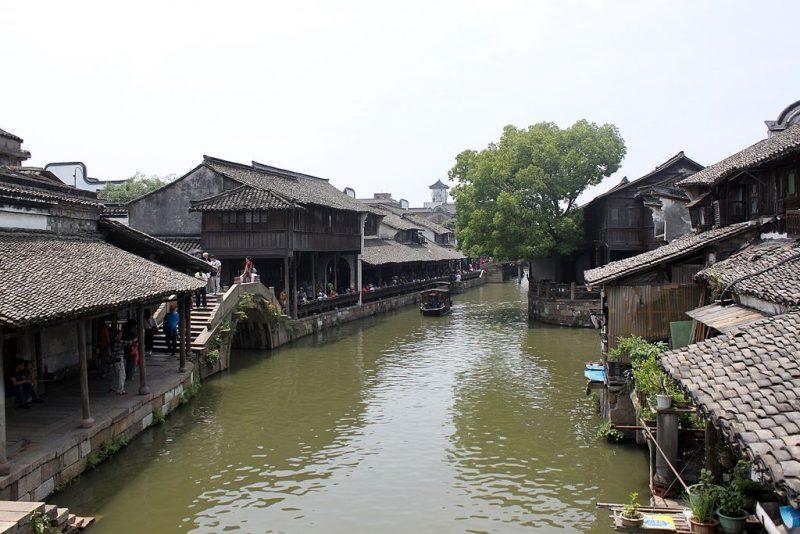 Water village of Wuzhen