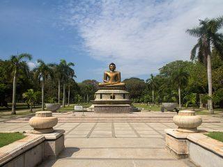 colombo Viharamahadevi park