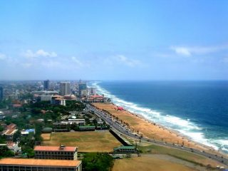 Galle Face Beach