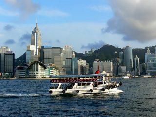 Victoria Harbour HK