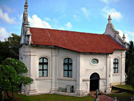 Dutch Reformed Church colombo