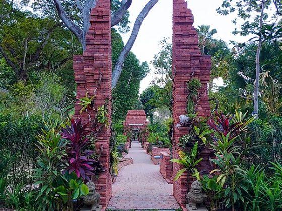 Sang nila utama garden